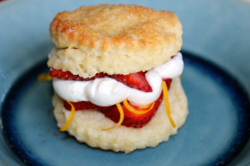 Strawberry Shortcake recipe 500pxl