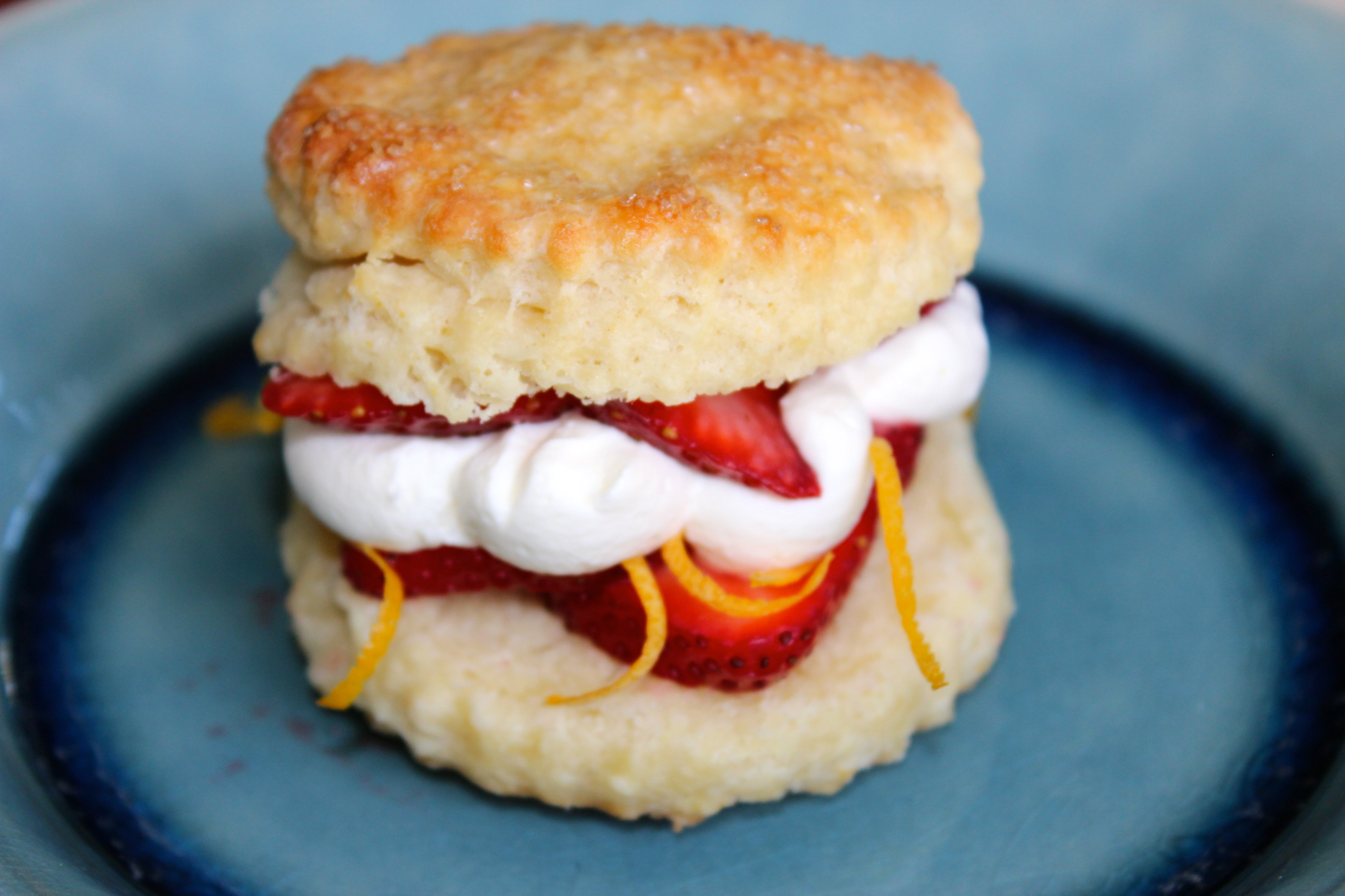 Strawberry Shortcake — the classic all-American summertime ...
