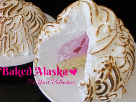 Dear Martini Baked Alaska