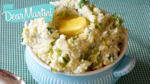 How to Make Colcannon with Dear Martini